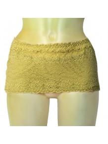 SANYA Woman's Stoma Lace Belt